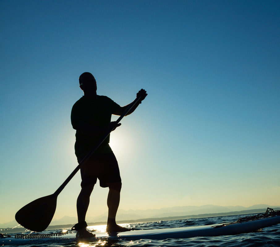 How SUP Can Help You Deal with Stress and Anxiety