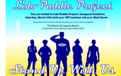Lido Paddle Project's Stand Up With Us
